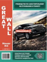 Руководство по ремонту Great Wall Hover H3 - модели с 2014 года выпуска, оборудованные бензиновыми двигателями