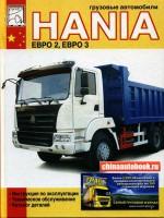 Инструкция по эксплуатации, каталог деталей HANIA  - модели, оборудованные дизельными двигателями