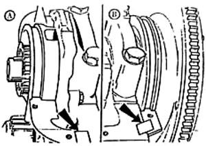 Передняя часть двигателя Chery Karry
