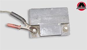 Второй зажим соединительного кабеля Vortex Corda